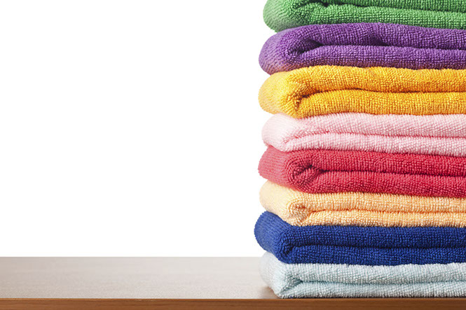 Microfibre Cleaning Cloths | House Cleaning Advice